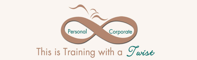 Corporate Training with a Twist